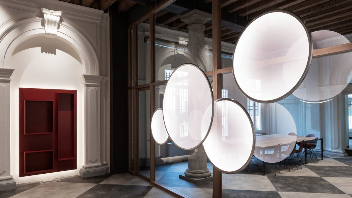 Illuminazione interna ed esterna con il design Artemide