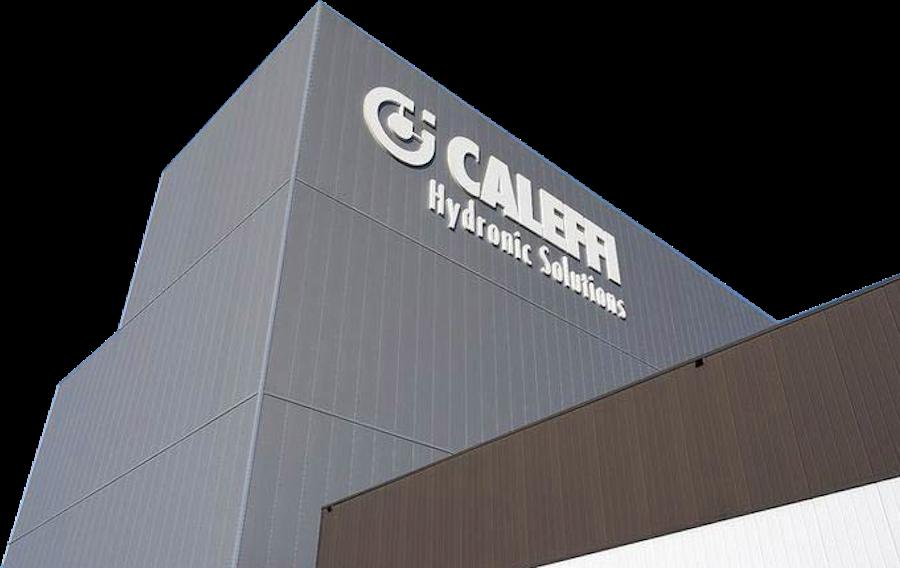 Caleffi: garanzia di tecnologie per il comfort made in Italy