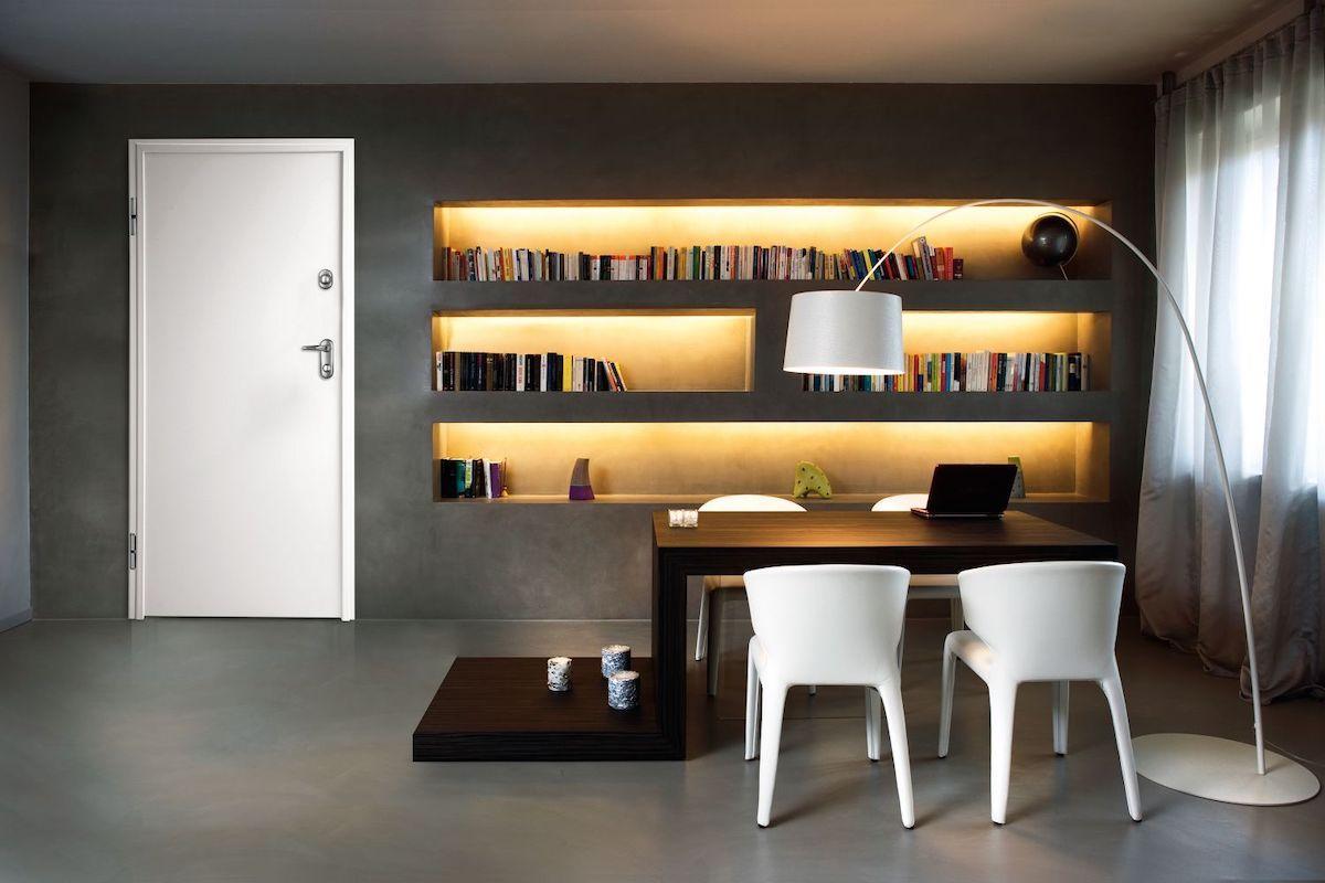 Dierre garantisce soluzioni blindate e smart per proteggere la tua casa