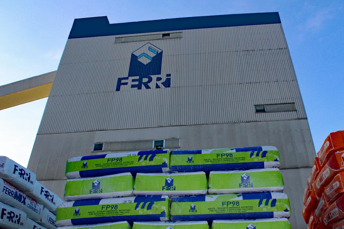 Sistemi Ferri Ferrimix per costruzioni all'avanguardia