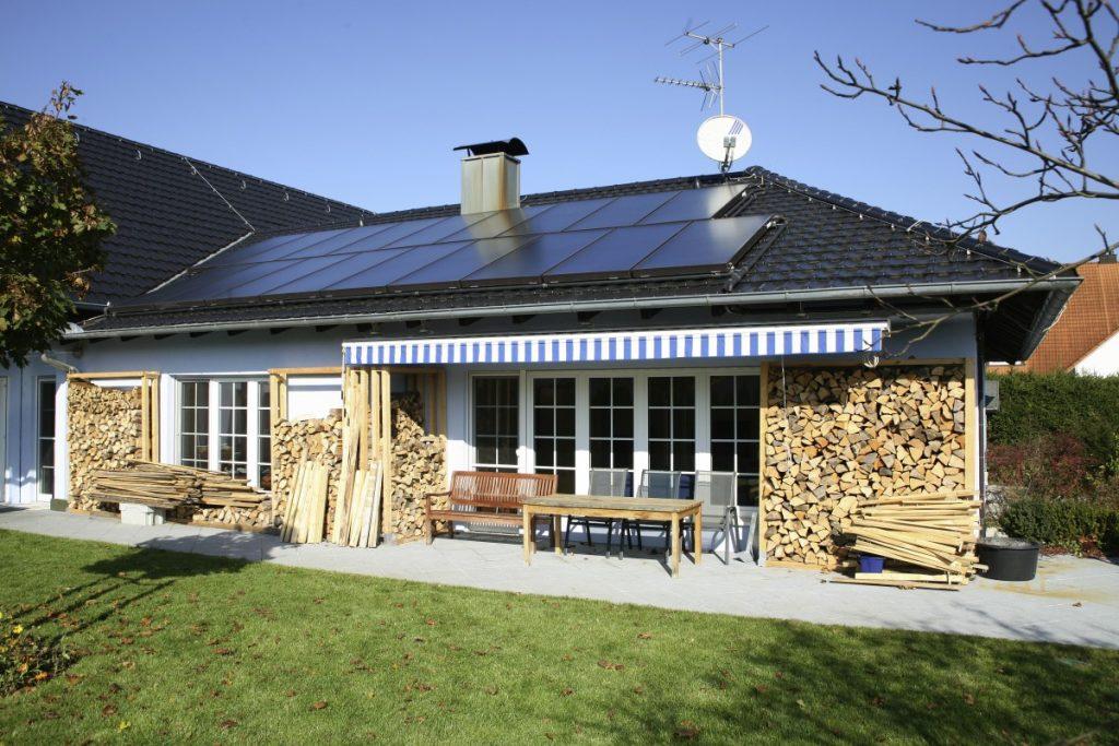 Riscaldamento: perché scegliere il solare termico