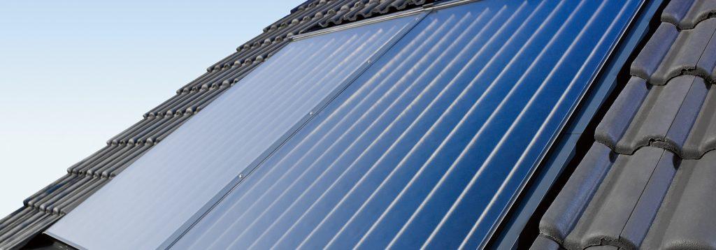 Collettore solare Piano - Fonte Buderus