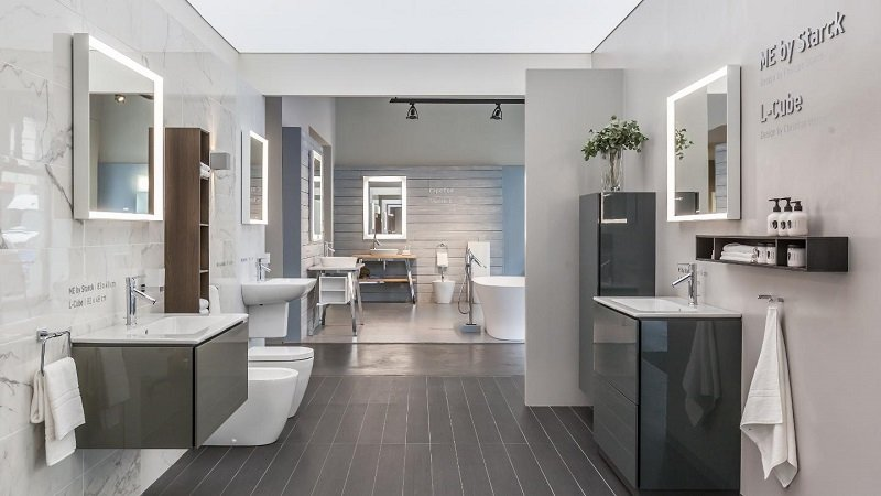 Duravit Showroom Milano