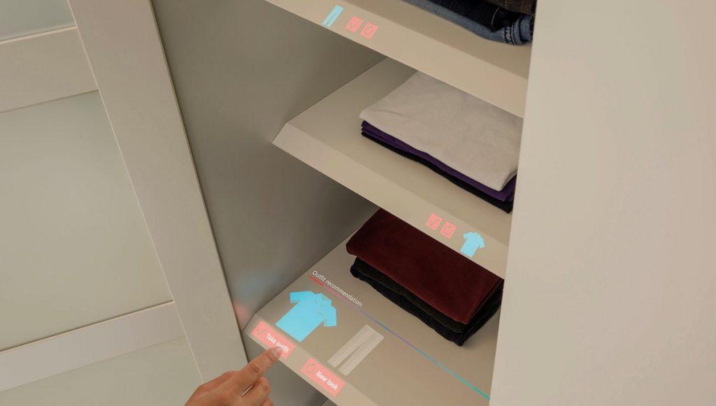 Touchscreen virtuale BML100PI