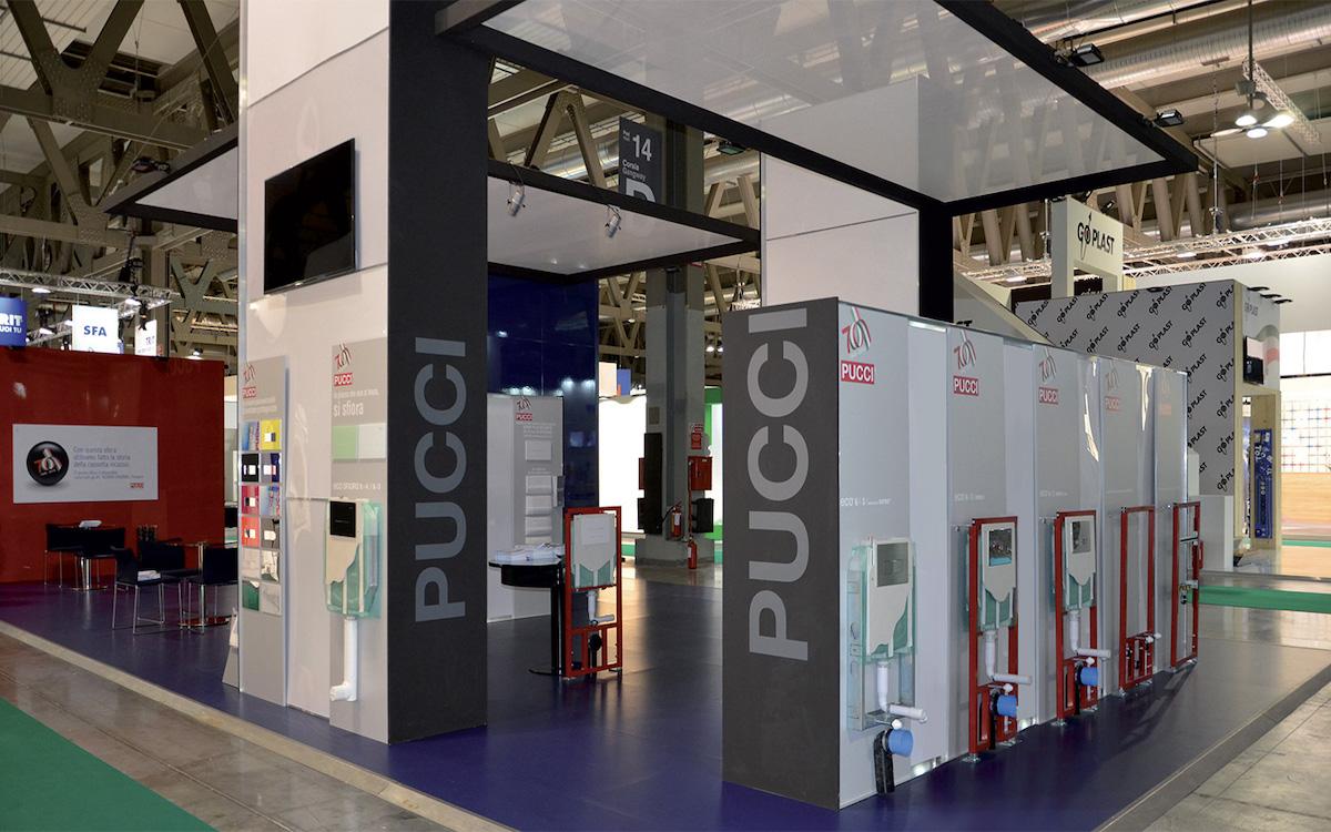 Pucci, tcnologia e funzionalità per lo scarico WC