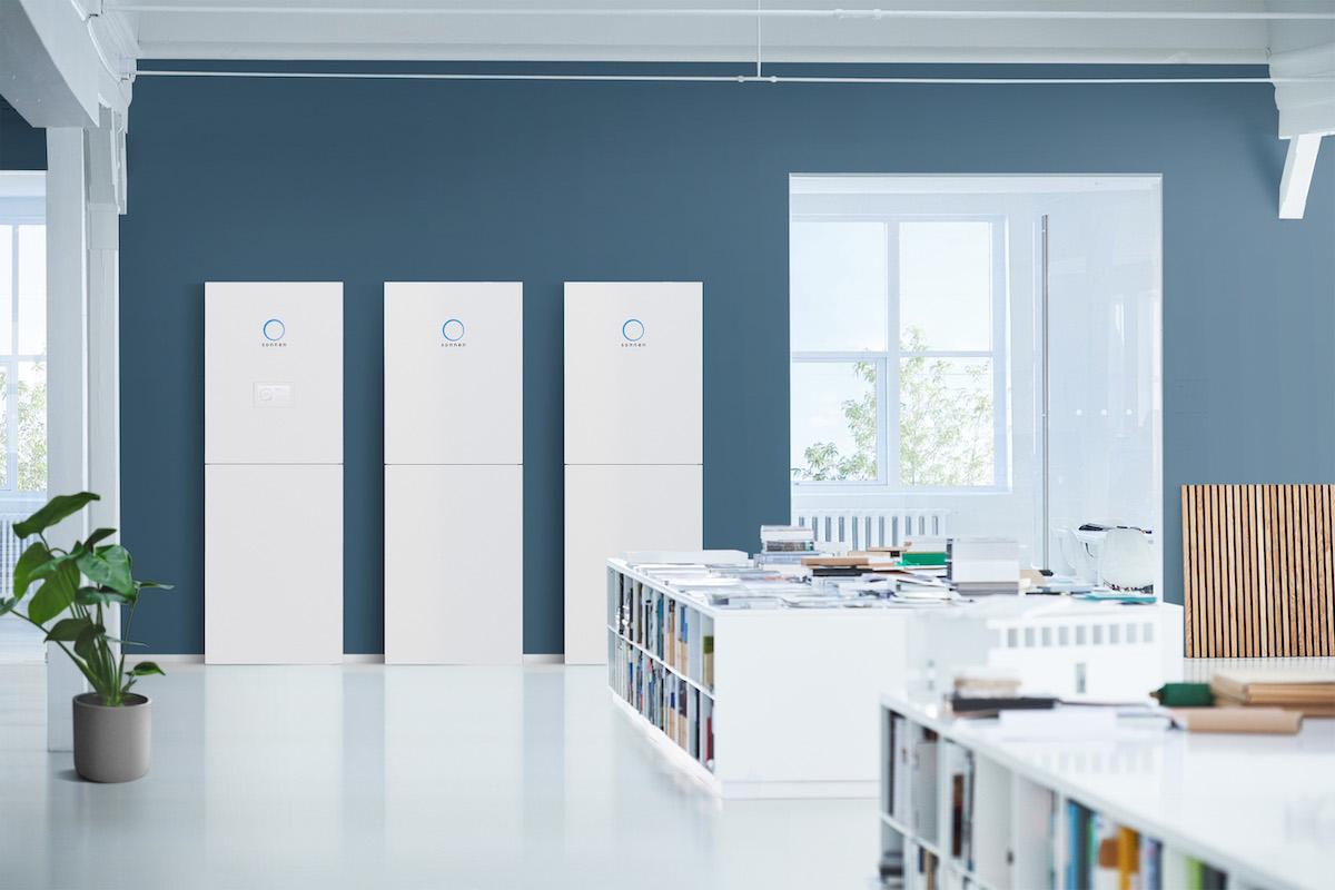 sonnenBatterie: soluzioni per l'accumulo di energia pulita
