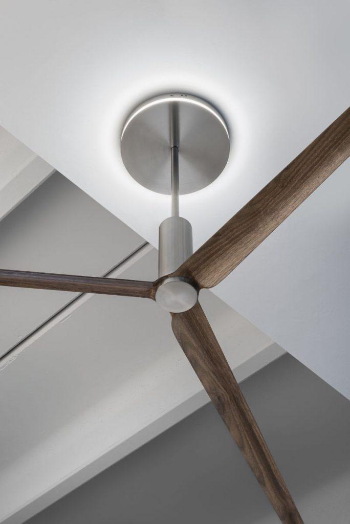 Il ventilatore a soffitto AriaChiara