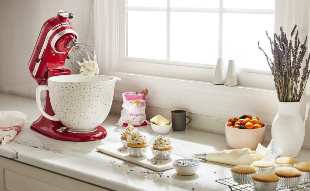 Ciotola Confetti Sprinkle per KitchenAid