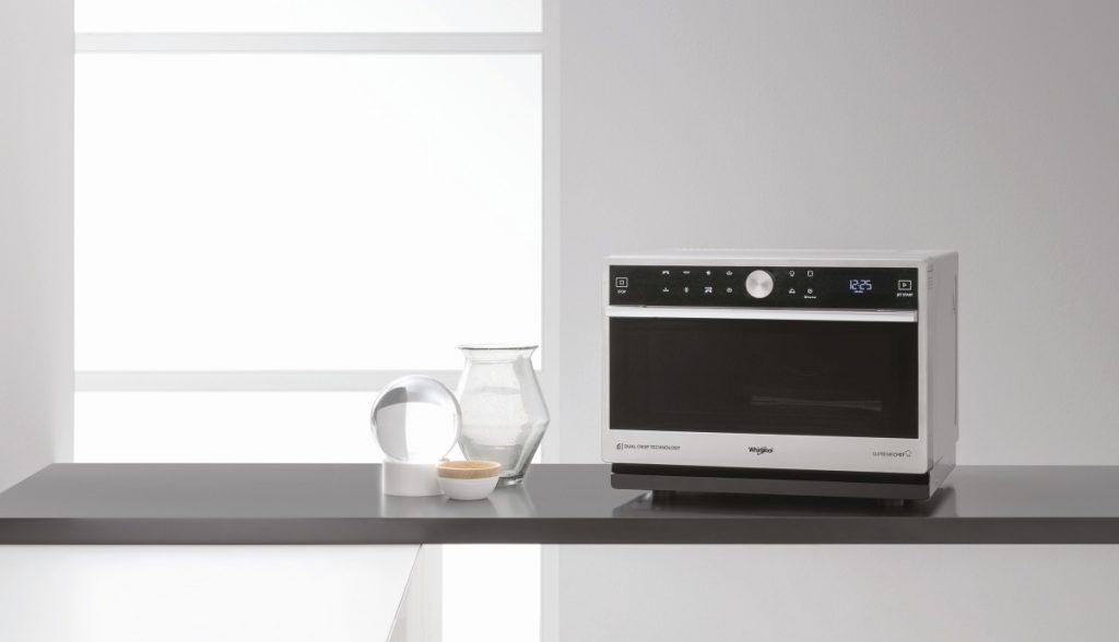 Grigliare, cuocere e friggere con il microonde