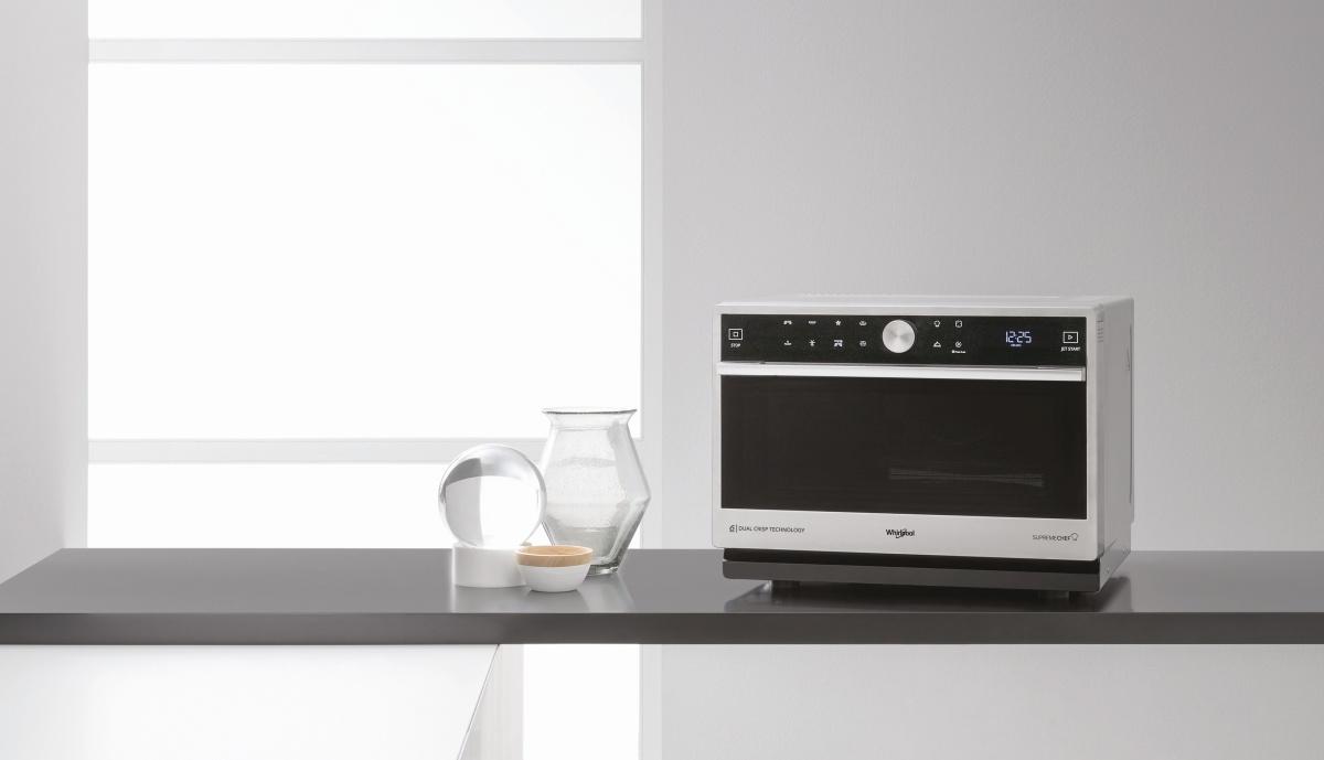 Tecnologia innovativa per il microonde Supreme Chef