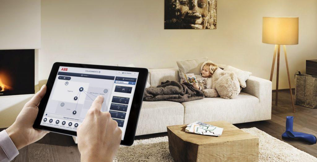 La tecnologia al servizio della casa intelligente