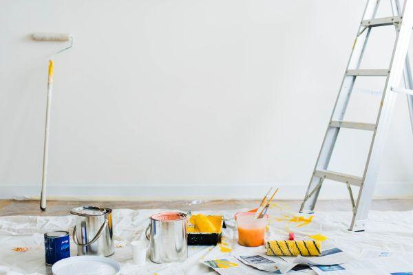 Pitture naturali per la casa