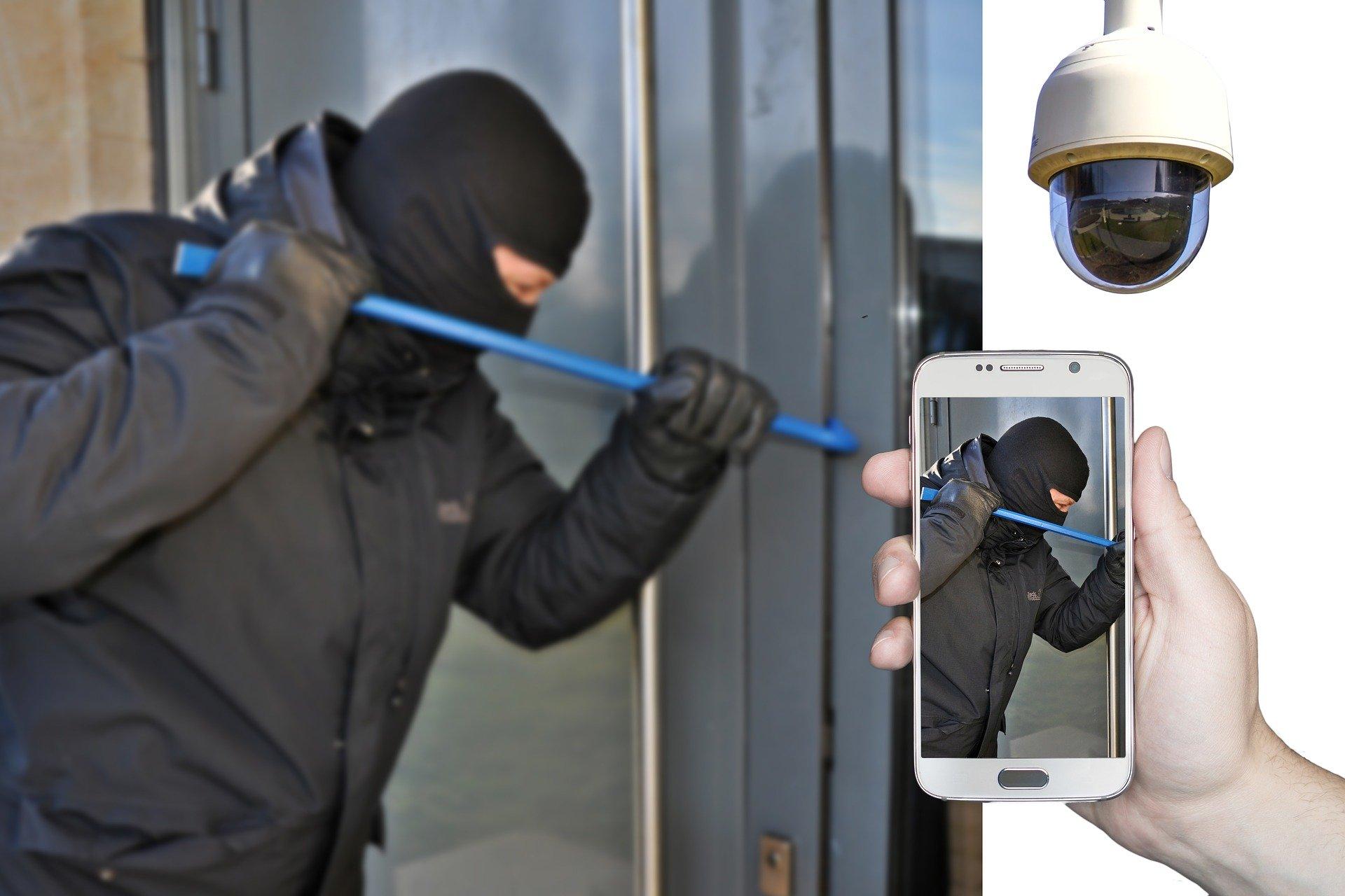 sistema antifurto smart per proteggere la casa