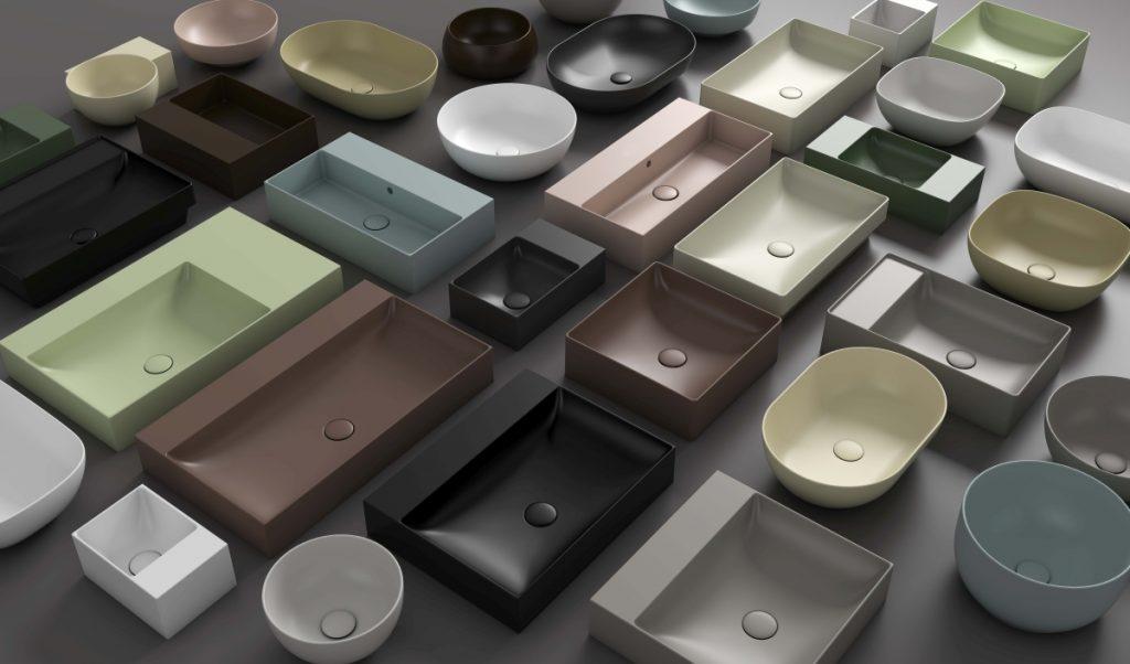 Bagno di Colore: personalizzare il bagno con stile