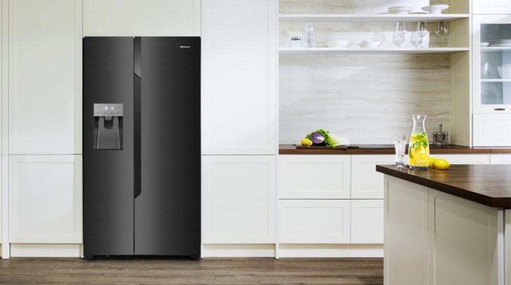 La spesa una volta alla settimana con i frigoriferi Hisense