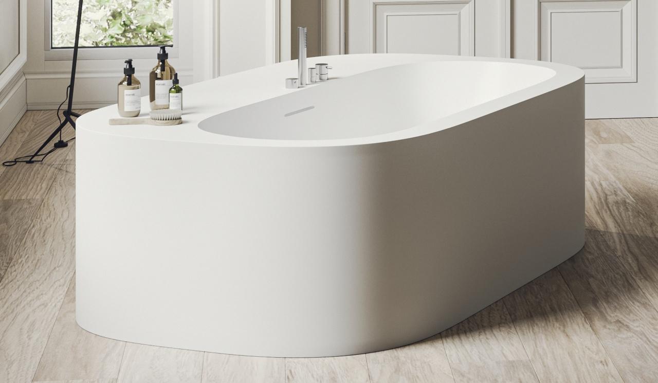 la nuova versione della vasca da bagno OOH!