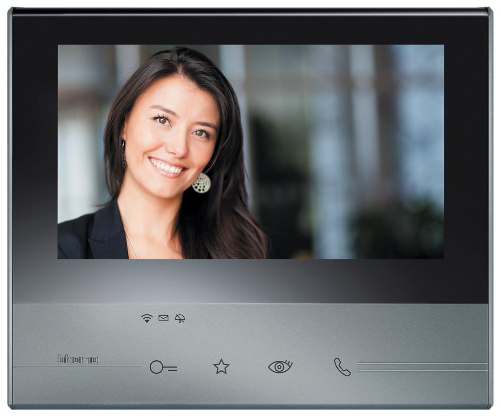 Il videocitofono connesso BTicino Classe 300X