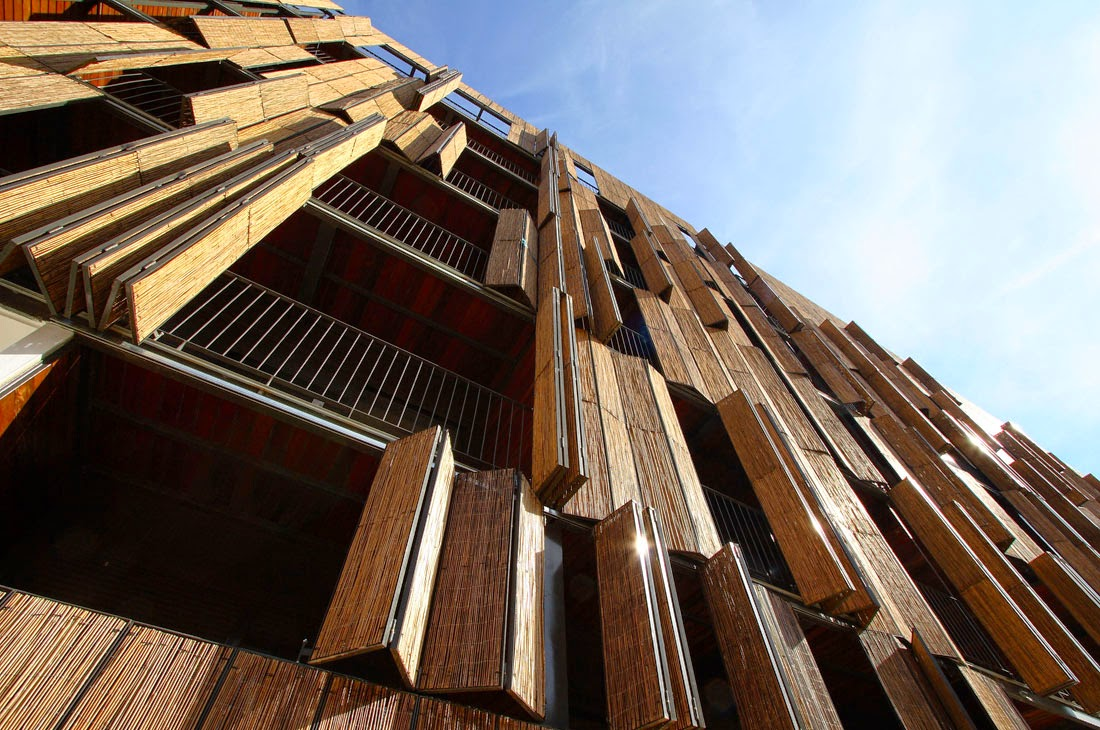 CARABANCHEL SOCIAL HOUSING di Foreign Office Architect