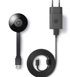 Cromecast è un dispositivo di Google per controllare la televisione