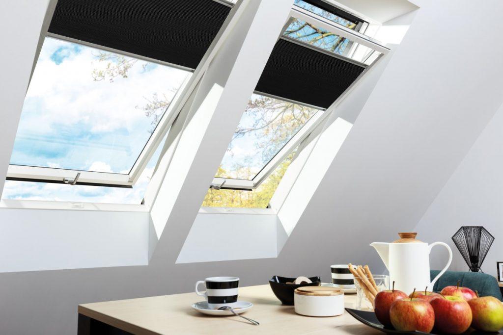 Mansarda sicura: sistema topSafe per le finestre da tetto