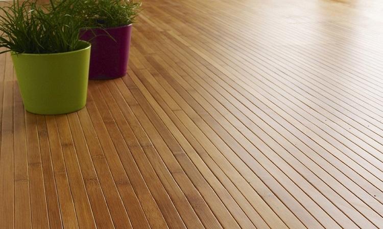 pavimento-bambù per casa green