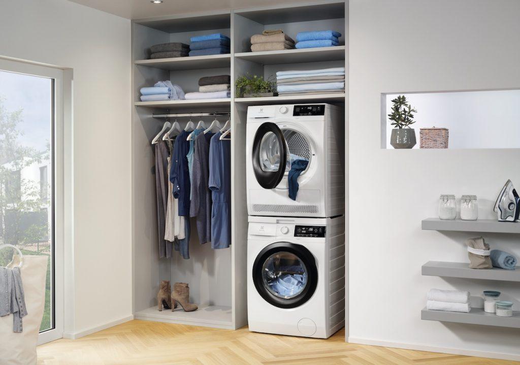 Regolazioni automatiche per le lavatrici PerfectCare
