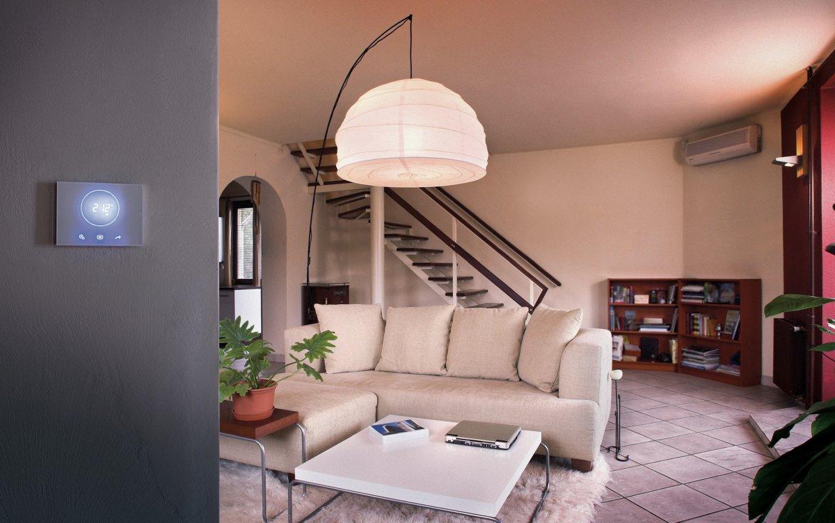 Smart Home Gewiss per portare benessere in casa