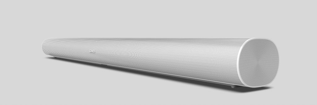 La sound bar connessa Sonon Arc è disponibile nel colore bianco