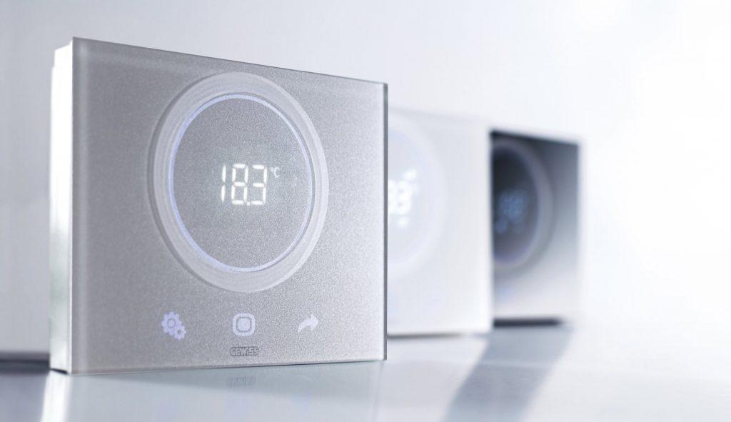 Gestire il comfort con Thermo ICE della gamma Smart Home Gewiss