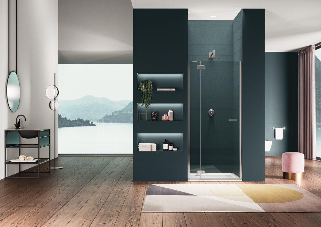 Soluzioni d'arredo con le nuove cabine doccia