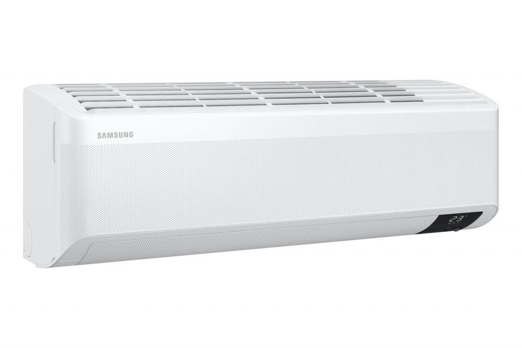 Il climatizzatore WindFree di Samsung dona un confort omogeneo grazie a 21.000 microfori