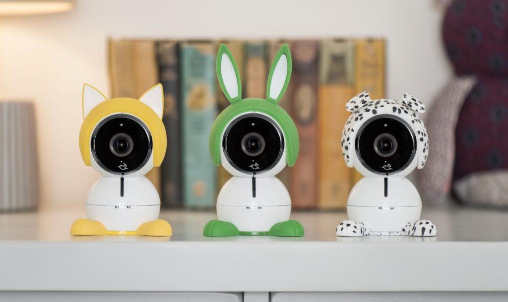 La videocamera baby monitor intelligente