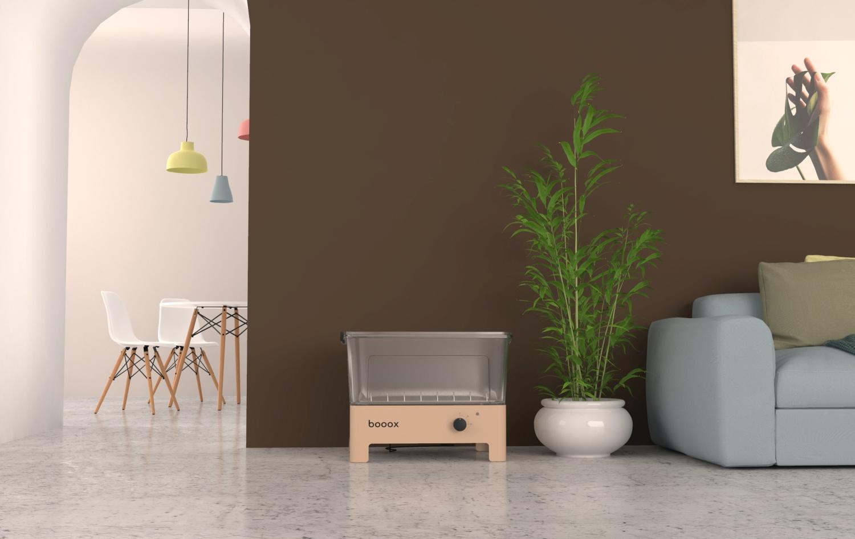 Booox è il primo sanificatore domestico ad ozono italiano