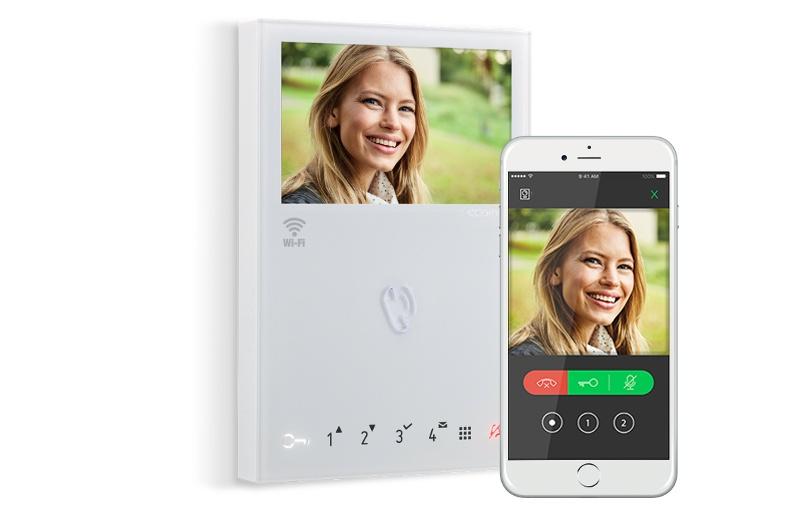 Comelit presenta il nuovo videocitofono a comando vocale con Alexa