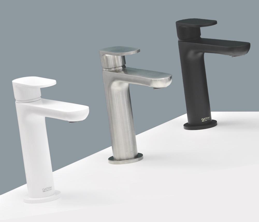 Serie H2OMix7000 di Gattoni Rubinetteria: risparmio di acqua con i rubinetti green