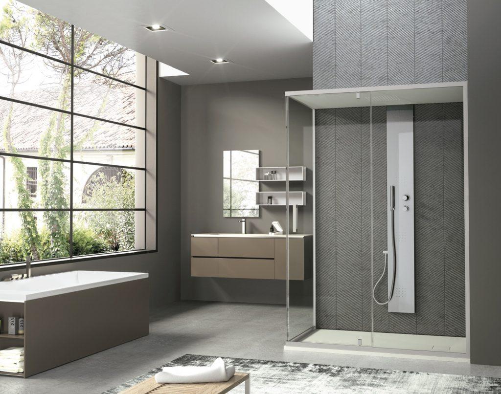 Box doccia o hammam? GEMINI è la risposta ideale