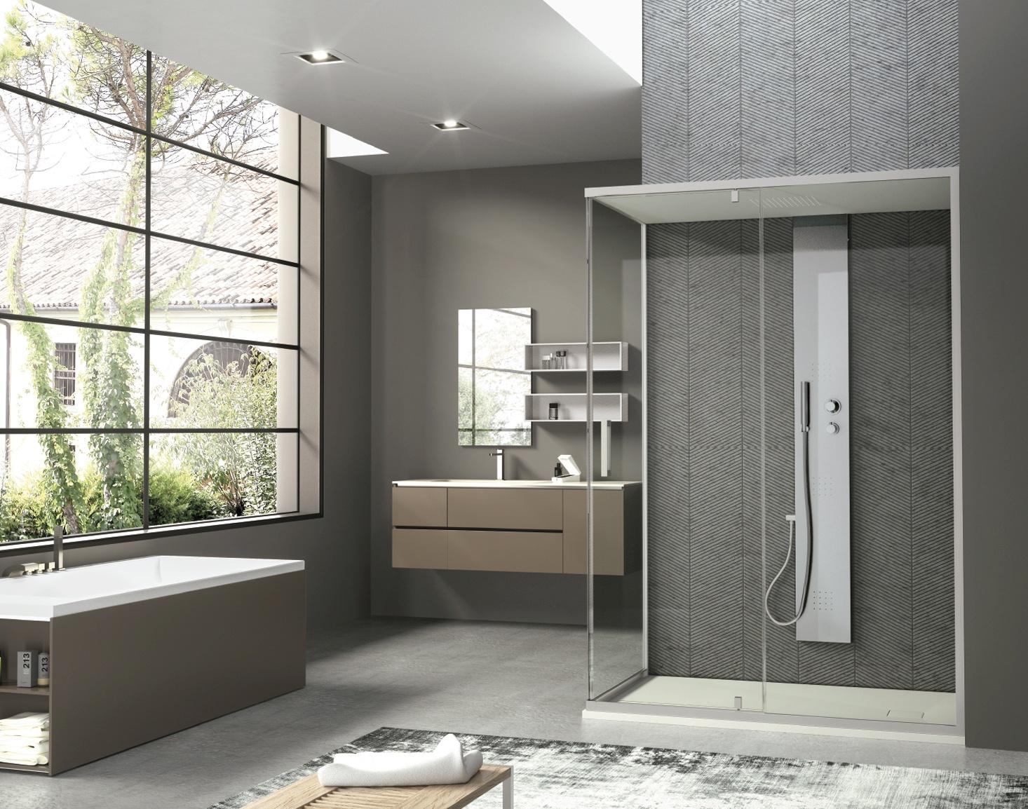 Il programma Gemini + G-Steam unisce design, tecnologia e funzionalità per il wellness domestico