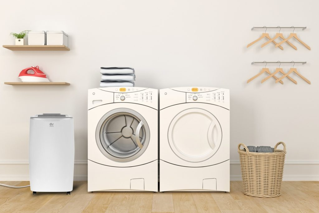 Deumidificatori trasportabili di Vortice per lavanderie