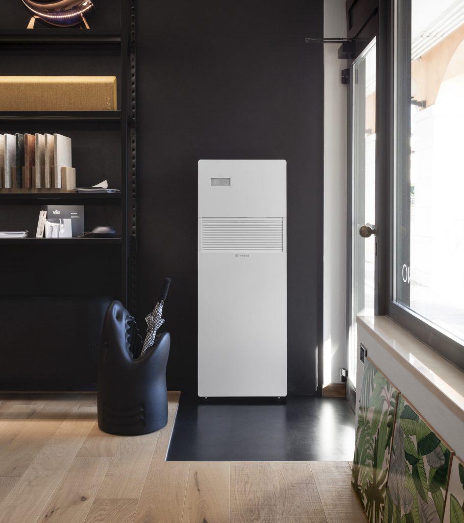 2.0, il climatizzatore senza unità esterna ideale per centri storici