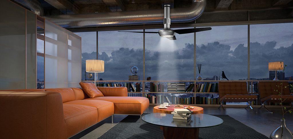 Ventilatore a pale Nordik Air Design di Vortice