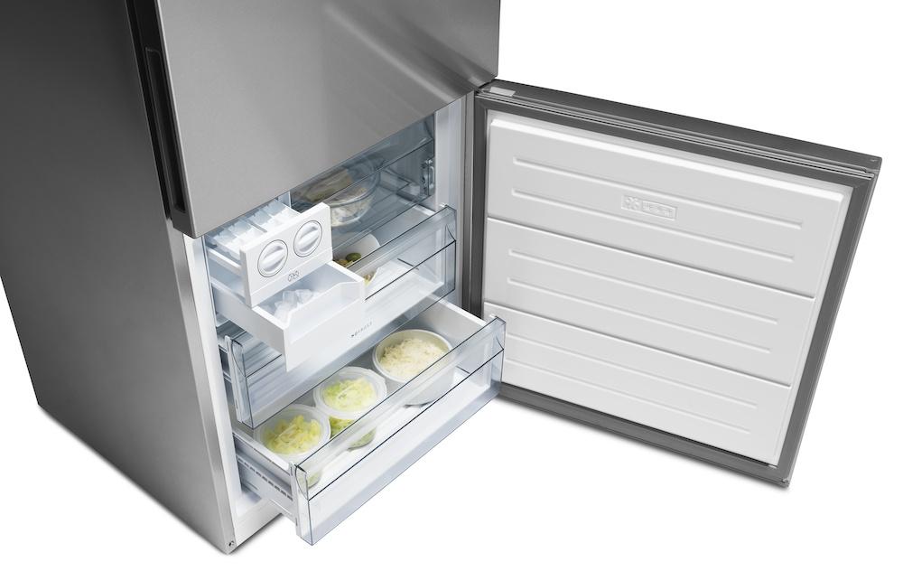 Frigocongelatore AEG: dettaglio freezer