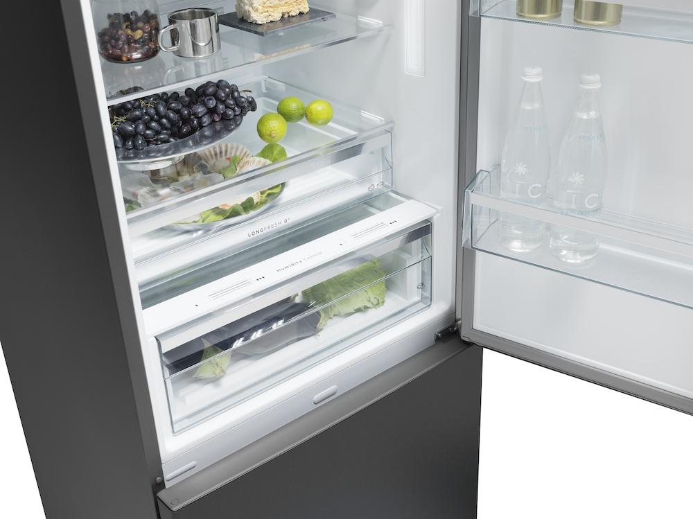 Conservazione perfetta con i frigocongelatori combinati