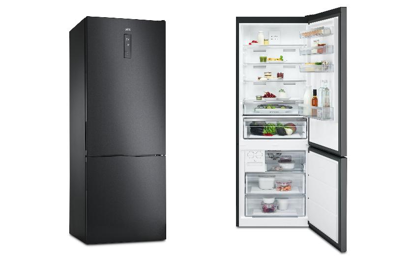 I frigocongelatori combinati AEG hanno due tecnologie di raffreddamento