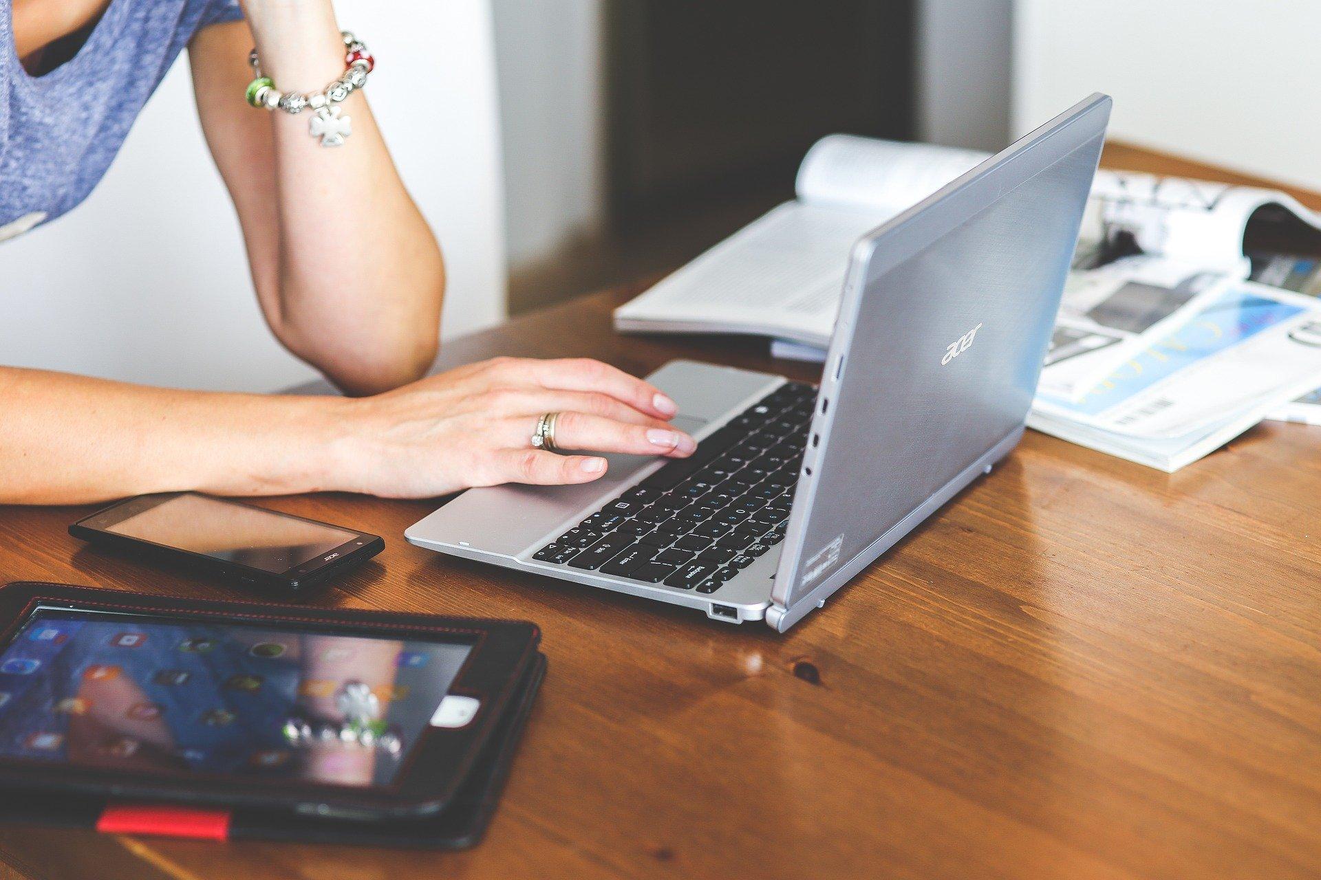 lo smart working si sta diffondendo in Itala