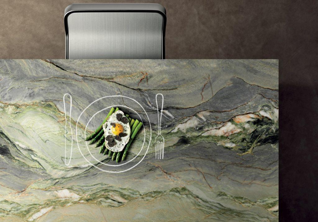 Trattamento antibatterico per pietre naturali