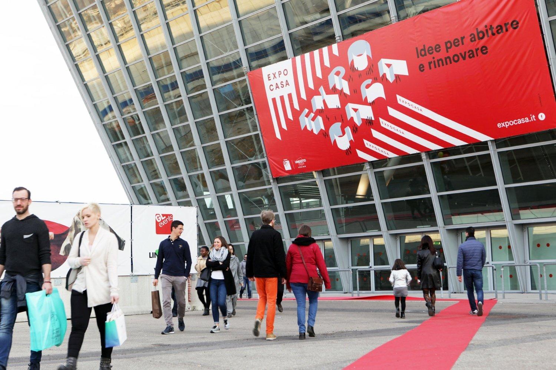 Expocasa 2020 pubblico ph. Daniele Bottallo