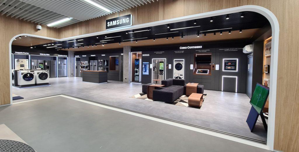 Samsung Smart Home apre le porte al MediaWorld Tech Village di Milano