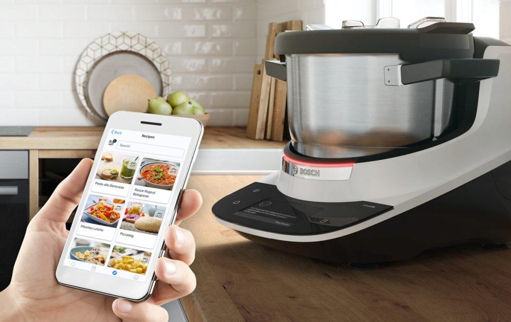 Cookit il robot multifunzione di Bosch