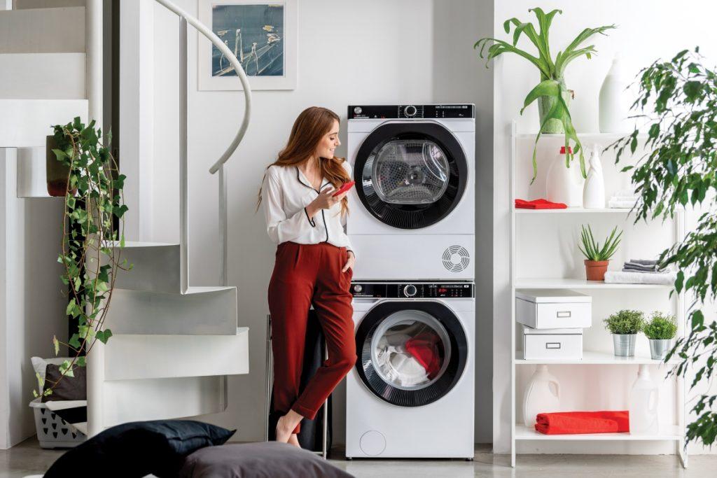 lavatrice e asiugatrice Hoover