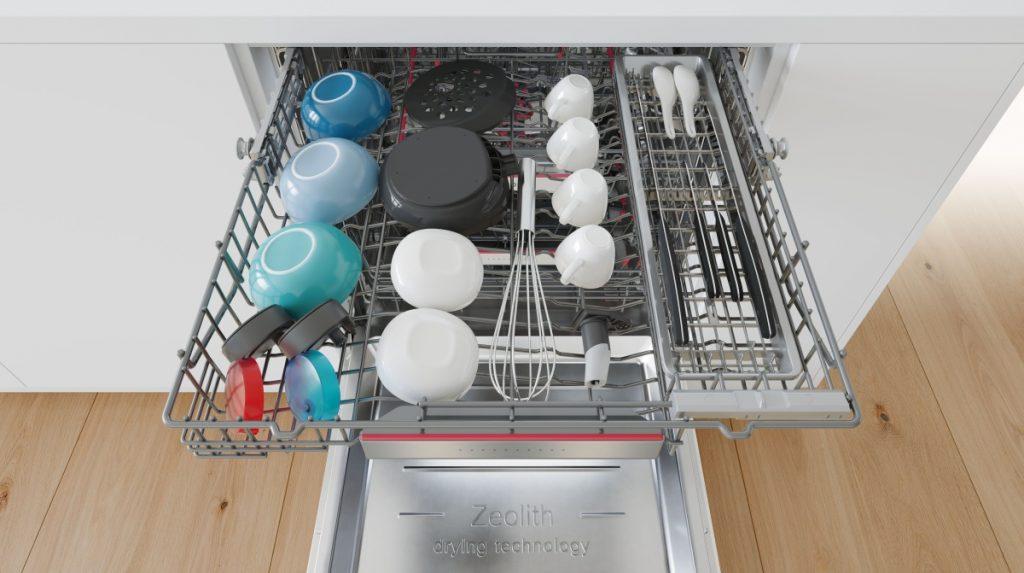 La lavastoviglie PerfectDry è parte degli elettrodomestici connessi di Bosch